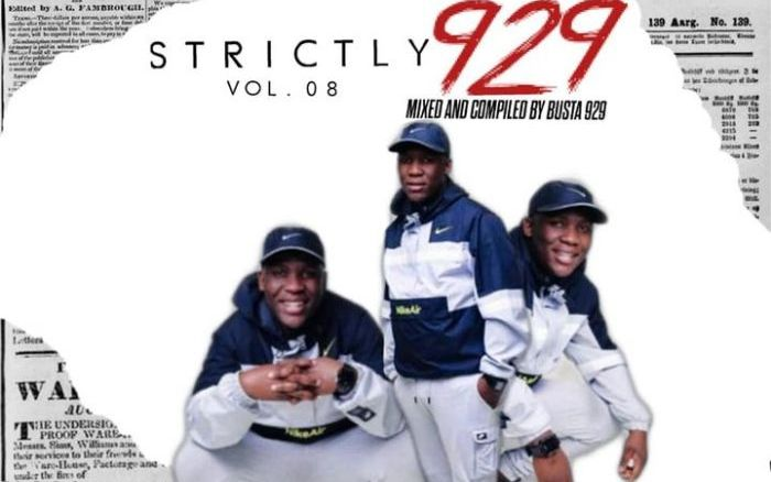 Busta 929 Strictly 929 Vol. 08 Mix Mp3 Download Fakaza