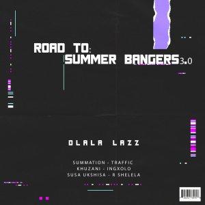 Dlala Lazz Road To: Summer Bangers 3.0 EP Zip Download Fakaza