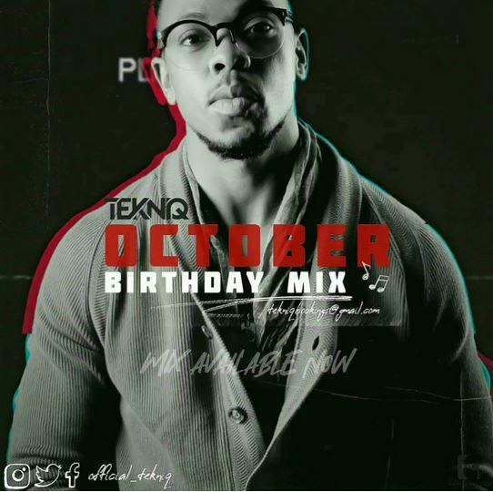 TekniQ October Birthday Mix Mp3 Download Fakaza