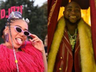 Sho Madjozi & Nicki Minaj Gets Featured on Davido's ABT album