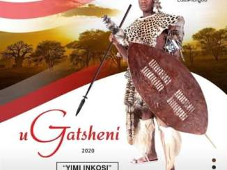 uGatsheniYimi Inkosi Album Zip Fakaza Download