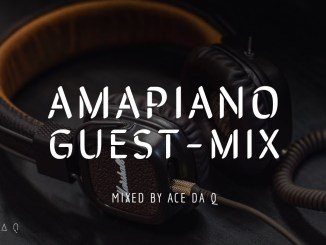 Ace da Q AMAPIANO GUEST-MIX 6 Ft. Chameleon, Mambisa II, Sgubu Ses Excellent Mp3 Download
