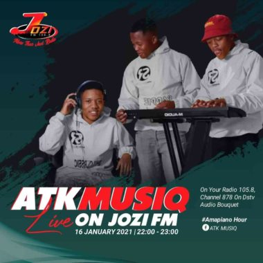ATK MusiQ Amapiano Hour Jozi Fm Mix Mp3 Fakaza Music Download