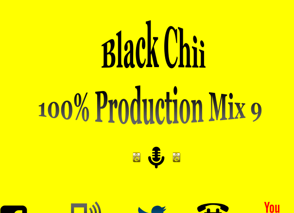 Black Chii 100% Production mix 9 Mp3 Fakaza Music Download