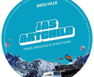 Jas Artchild Three Dragons In Synth Form Ep Zip Fakaza Music Download