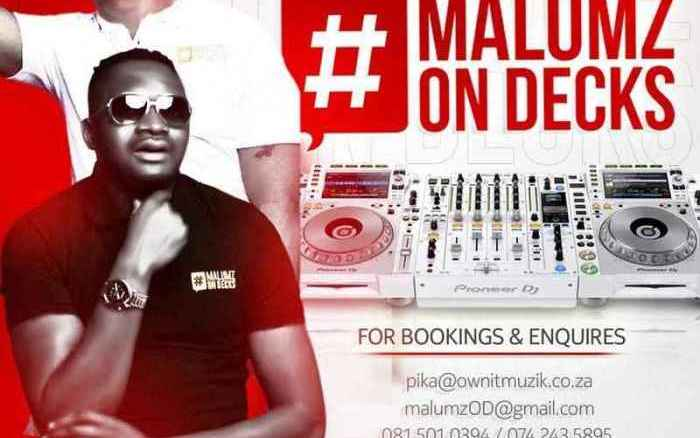 MalumzOnDecks Afro Feelings Episode 5 Mix Mp3 Fakaza Music Download