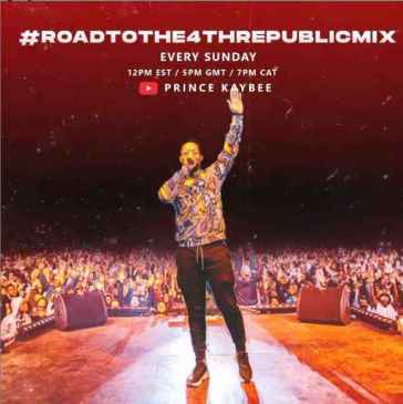 Prince kaybee Road To 4th Republic Mix 1 Mp3 Fakaza Music Download