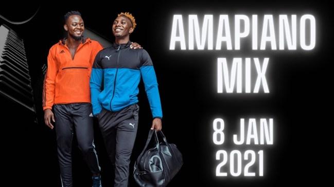 PS DJZ Amapiano Mix 2021 Ft Kabza De small, Maphorisa, MrJazziQ Busta989 Mp3 Fakaza Music Download