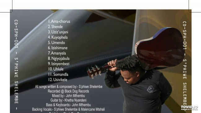 S'phiwe Shelembe Izinyembezi AmaChorus 2018 album Download