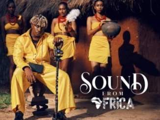 Rayvanny Sound From Africa Mp3 Fakaza Music Download