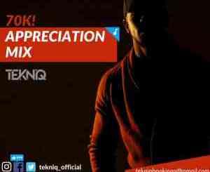 Download TekniQ 70k FB Appreciation Mix Mp3 Fakaza