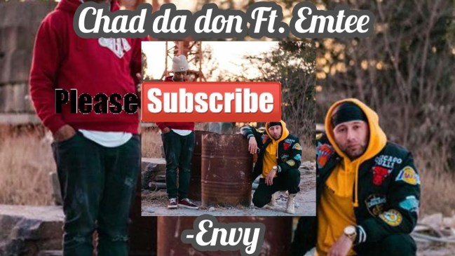 Chad Da Don Ft. Emtee - E.N.V.Y Mp3 Download