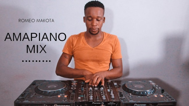 Romeo Makota Amapiano Mix 05 February 2021 Mp3 Download fakaza