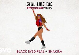 BLACK EYED PEAS GIRL LIKE ME REMIX MP3 DOWNLOAD