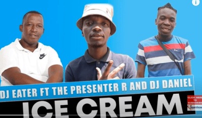 DJ Eater Ice Cream Ft. The Presenter R & DJ Daniel Mp3 Fakaza Music Download