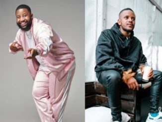 Cassper Nyovest Cooks New Amapiano Song With Kabza De Small (Video)