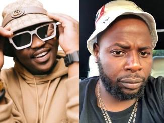 Focalistic Teases Vele Vele, Announces DJ Maphorisa As Executive Producer