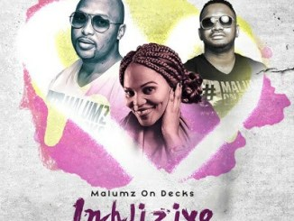 Malumzondecks Ft. Toshi – Inhliziyo mp3 download
