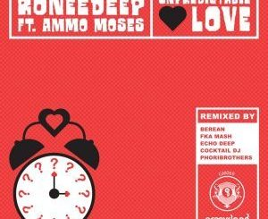 RoneeDeep, Ammo Moses – Unpredictable Love (FKA Mash Re-glitch mix) mp3 download