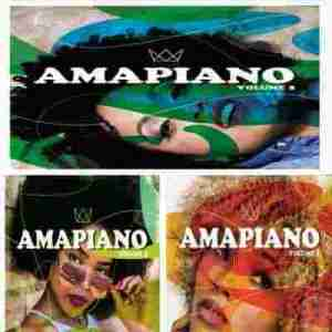 Amapiano All Albums, Singles And Mix Vols.
