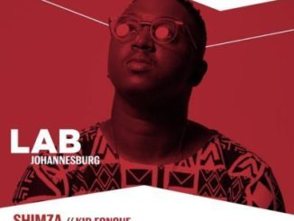Shimza – Afro House Masterclass in The Lab Johannesburg