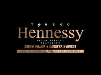 DOWNLOAD Tshego Ft. Gemini Major and Cassper Nyovest Hennessy Mp3