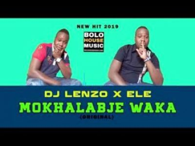 DOWNLOAD DJ Lenzo & Ele Mokhalabje Waka Mp3