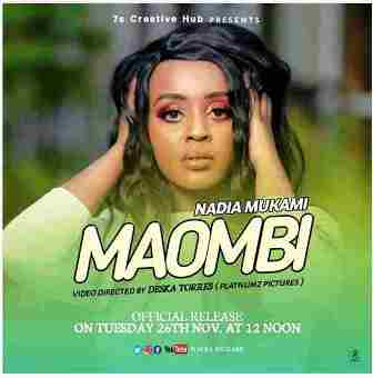 Nadia Mukami Maombi Mp3 Download