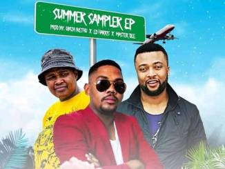 EP: UBizza Wethu, Ed Harris & Master Dee Summer Sampler Zip Download