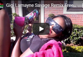 VIDEO: Gigi Lamayne – Savage Remix Freestyle mp4 download