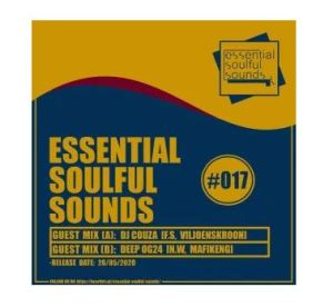 DOWNLOAD DJ Couza Essential Soulful Sounds 017 Guest Mix Mp3