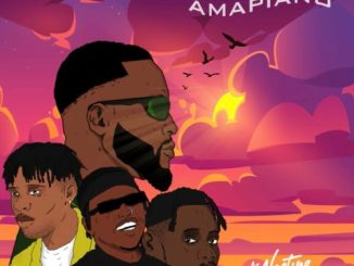 DOWNLOAD DJ Neptune Nobody (Amapiano Remix) Mp3 Ft. Focalistic, Joeboy & Mr Eazi