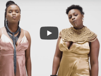DOWNLOAD Amanda Black Khumbula Video Ft. Ami Faku