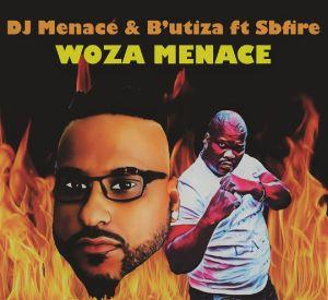 DJ Menace & B'utiza – Umlilo Ft. SBfire (Original Mix) mp3 download