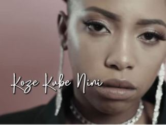 VIDEO: Gigi Lamayne – Koze Kube Nini Ft. Eminent Fam mp4 download