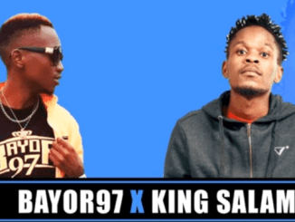 Bayor97 & King Salama – Nna le Wena mp3 downlload