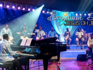 VIDEO: Benjamin Dube – Jesus Oh Jesus mp4 download