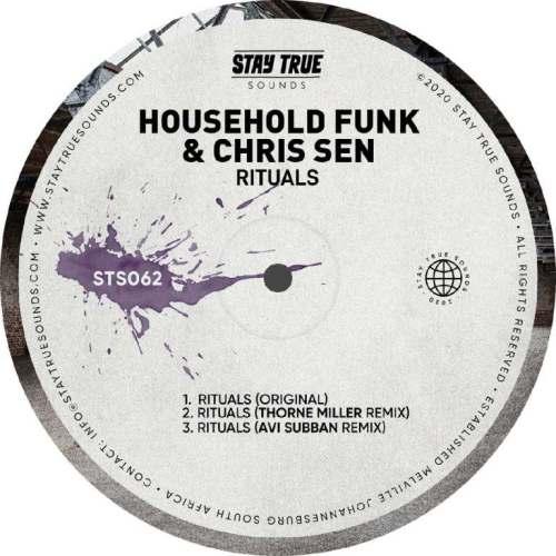 Household Funk & Chris Sen Rituals EP Zip Download
