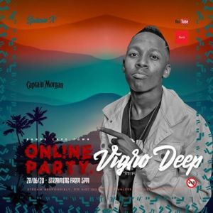 Vigro Deep Captain Morgan Party Mp3 Fakaza Download