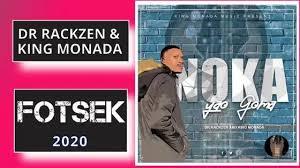 Dr Rackzen and King Monada – Fotsek