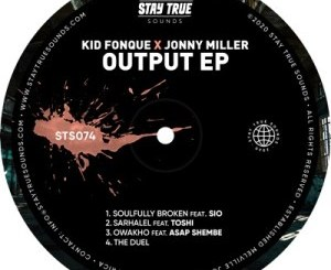 Kid Fonque & Jonny Miller Soulfully Broken Mp3 Fakaza Download