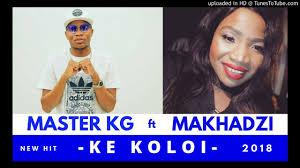 Master KG – Ke Koloi Feat Makhadzi mp3 download