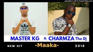 Master KG – Maaka Ft Charmza The Dj mp3 download