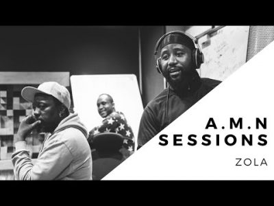 Cassper Nyovest A.M.N Sessions Zola Video Fakaza Download