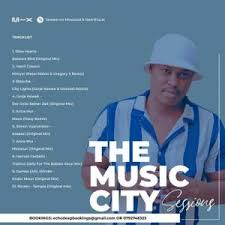 Echo Deep – The Music City Sessions #34 Mix mp3 download