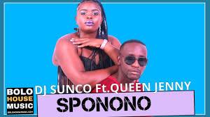 DJ Sunco – Sponono Ft. Queen Jenn mp3 downloady