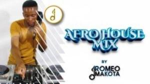 Romeo Makota – Afro House Mix (06 September 2019)