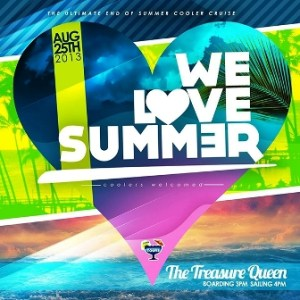 we love summer cruise