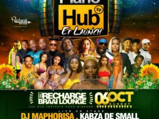 DOWNLOAD Kabza De Small & DJ Maphorisa Piano Hub Mix Sunday 6th Oct Recharge Midrand Mp3