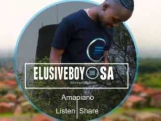 Elusiveboy SA – BlaqBoi (Original Mix)
